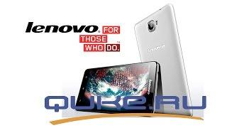 Lenovo S856 обзор