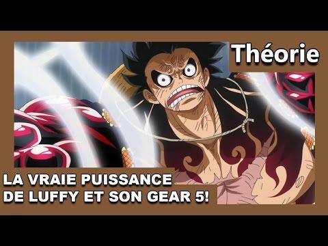LA VRAIE PUISSANCE DE LUFFY ET SON GEAR 5 !- One Piece Théorie