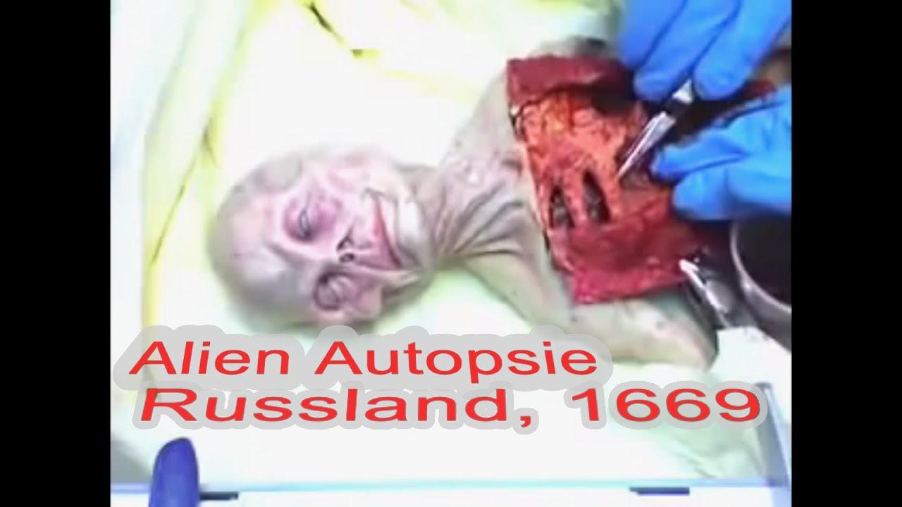 HOAX? - Alien Autopsie in Russland, 1969 - YouTube
