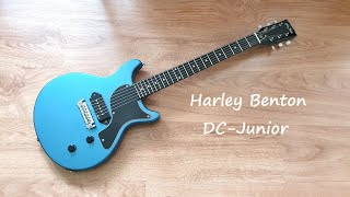 Harley Benton DC Junior