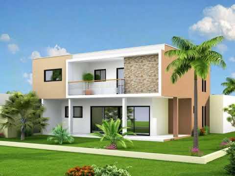Villa Duplex Haut Standing Construite Sur 500 M2 Avec