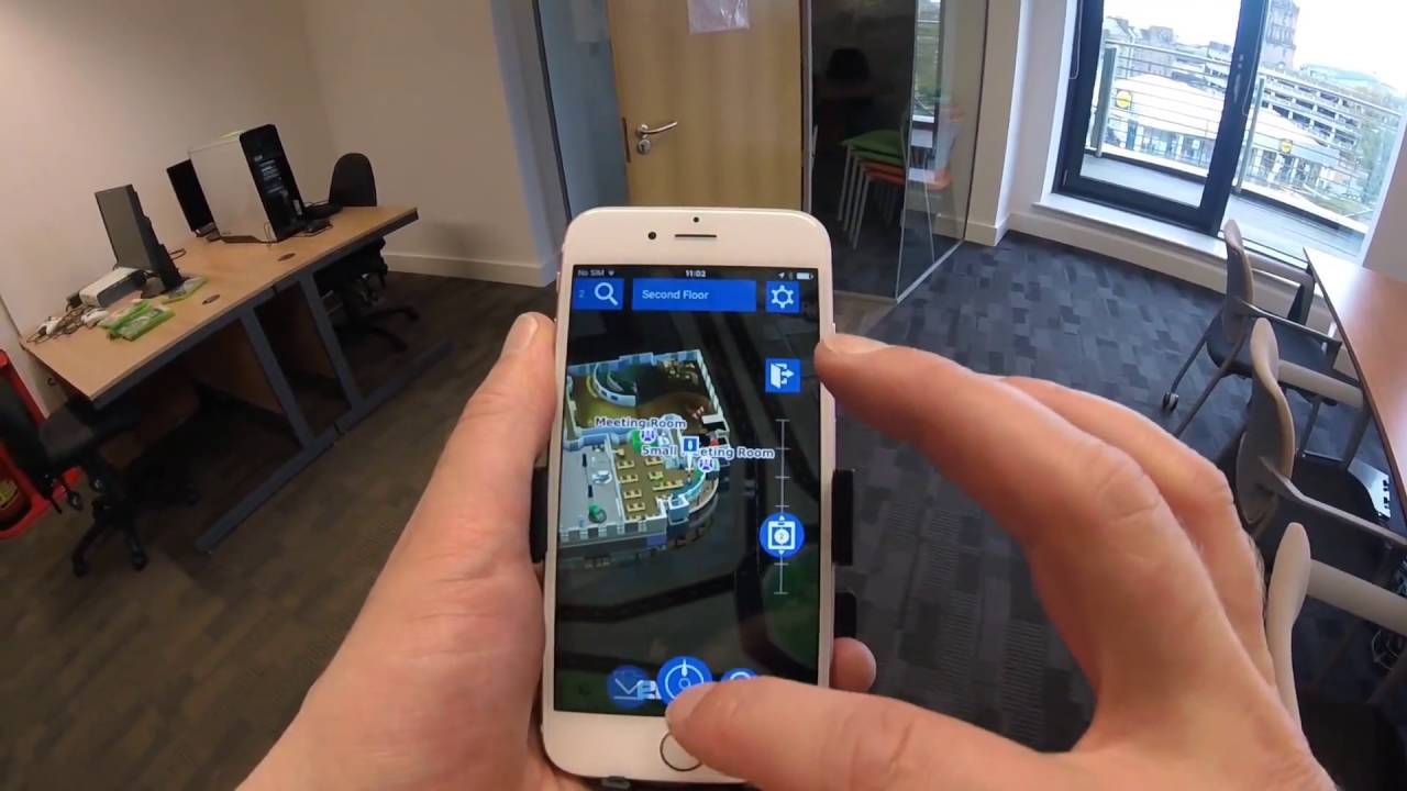 WRLD-Senion Integration brings indoor positioning to life