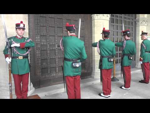 Change of the Guard in San Marino