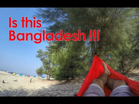 Sonadia Island - The Untouched Beauty (Captured with GoPro)