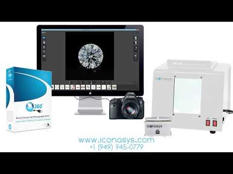 DIY Diamond 360 Photography Equipment