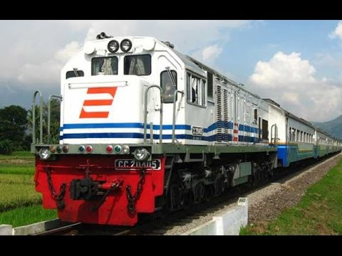 Buy train tickets in Indonesia