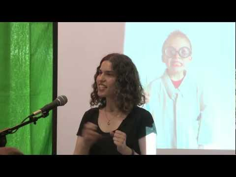 Hilary Mason on Creativity: Art | Hacks | Business