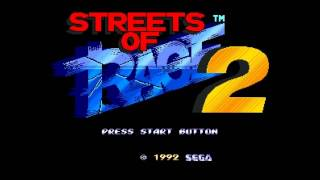 Streets of Rage 2 - Stage 3 Music (Hip Hop Remix)