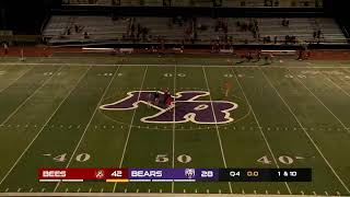 North Royalton Bears vs Brecksville Bees Football
