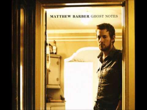 Matthew Barber- And You Give + Lyrics