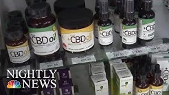 Grandmothers Arrested While Traveling With CBD Oil Highlights Confusion | NBC Nightly News