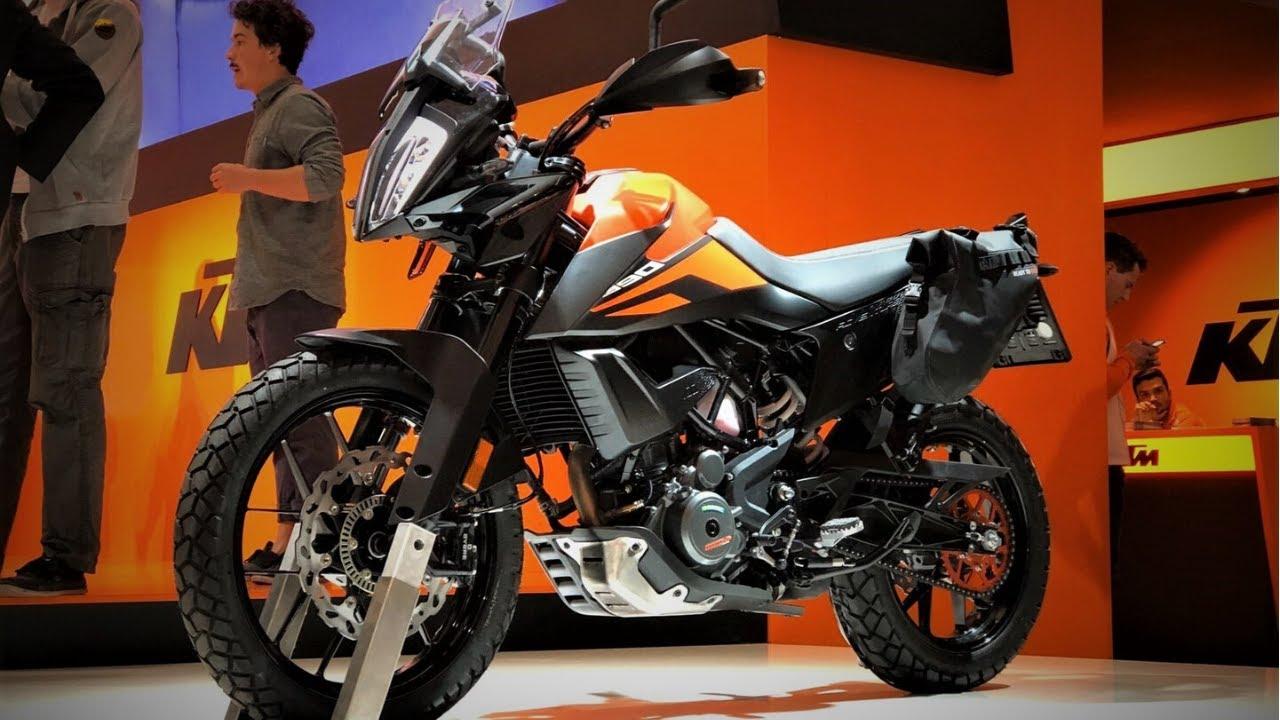 Best Adventure Motorcycle 2020.2020 Ktm 390 Adventure Is It A True Adventure Bike