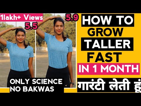 how-to-grow-taller-fast--scientific-way-to-increase-height-in-just-1-month-#increaseheight-#taller