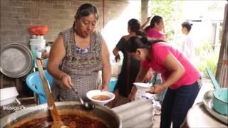 Gastronomía en Oaxaca
