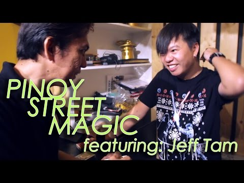 Magic Jam with Jeff Tam: Impossible card location by Ron Salamangkero