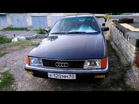 Audi 200 Quattro Turbo ПОЧТИ СТОК!
