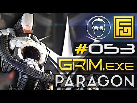 PARAGON gameplay german | Grim.exe #053 | Let's Play Paragon