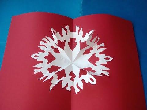bastelideen zu weihnachten 3d weihnachtskarten selber machen pop up karten diy youtube. Black Bedroom Furniture Sets. Home Design Ideas