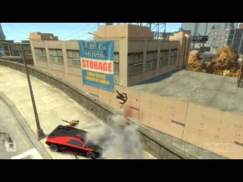 GTA IV Crashes 5