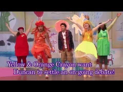 The Day the Crayons Quit, the Musical - Bay Area Children's Theatre