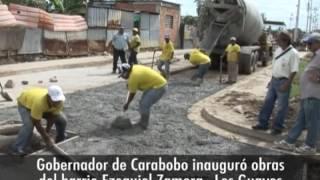 Consolidación del barrio Ezequiel Zamora - Los Guayos