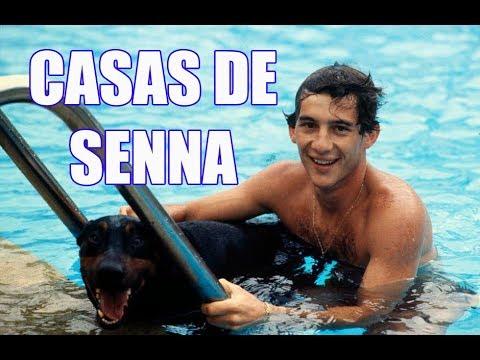 As Quatro Residências Onde Ayrton Senna Morou Em São Paulo Na Infância e Adolescência