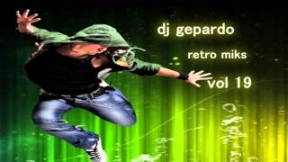 dj gepardo retro mix vol 19 2014