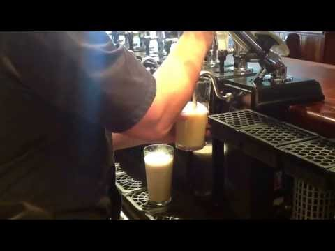 Real Ale Pouring 2