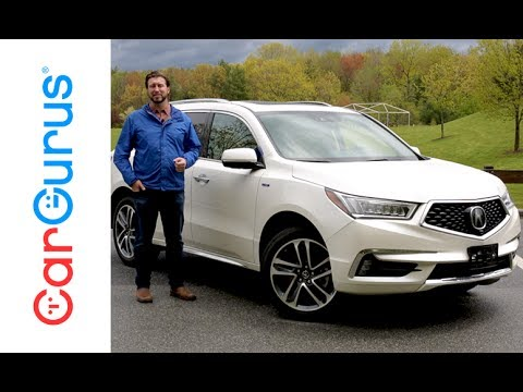Acura Mdx Sport Hybrid Cargurus Test Drive Review