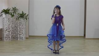Зуйкова Надежда ,9 лет г. Шумерля  участница Парамузыкального фестиваля