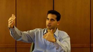 Krishna Mahesh (MBA 2005) - HBS Alumni New Venture Contest Winner