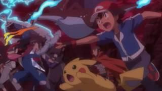 Repeat youtube video Pokemon xyz zygarde vs zygarde amv overkill