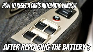 How to Reset a Car