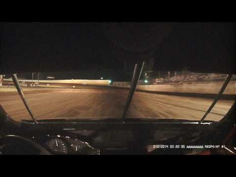Shawn Kraft 13j Fayette County Speedway feature 7/26/17