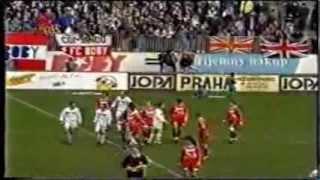 FC Boby Brno - Viktoria Žižkov 1:1 ( 27.3.1994)