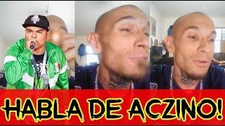Tren Lokote Habla De Aczino & Canales De Rap | MUSICRAPHOOD
