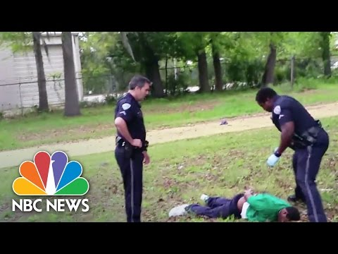 Walter Scott Shooting: Video Analysis | NBC News