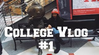 College Vlog #1 | The Ohio State University campus