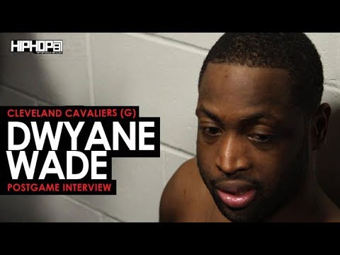 Dwyane Wade Talks Gelling with the Second Unit, LeBron Getting Better With Time & More