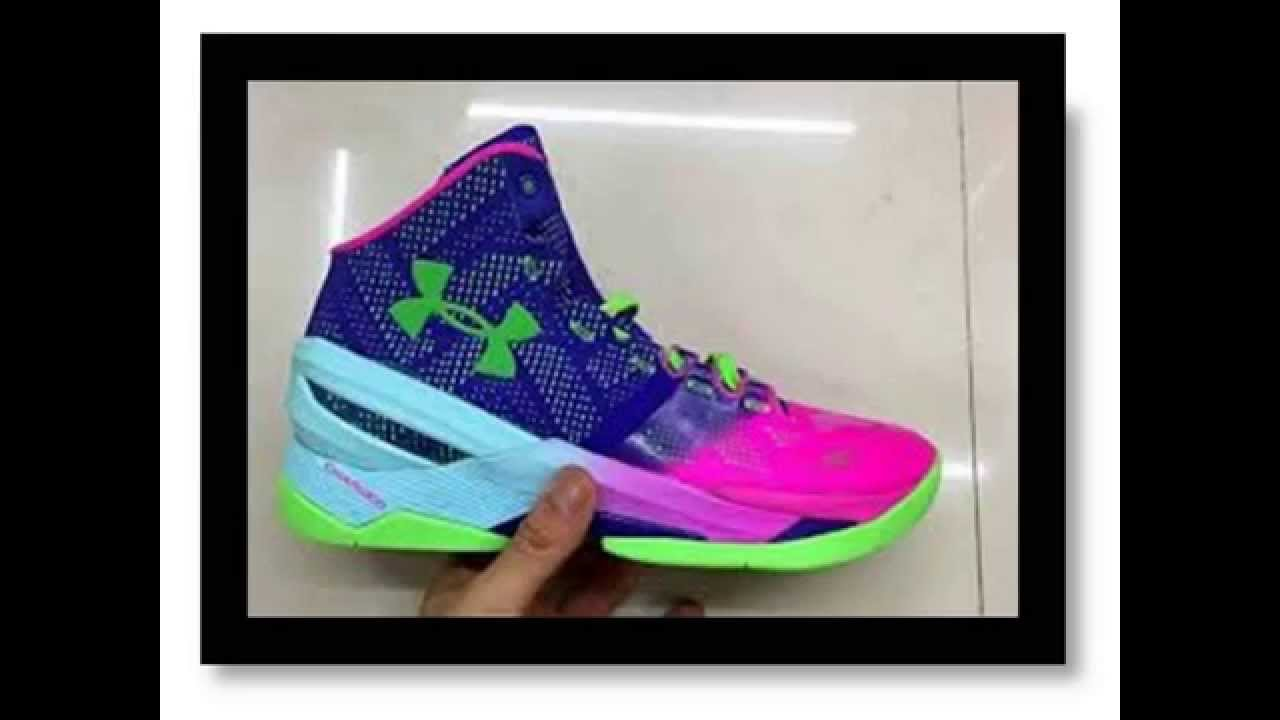 NEW BASKETBALL SHOES 2016 - YouTube