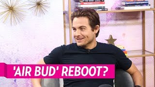 Kevin Zegers Talks 'Air Bud' Reboot