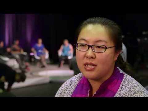 International Students Study Masters At UWS