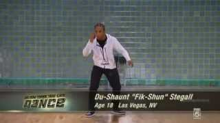 Best ROBOT Dance Ever Fikshun Audition SYTYCD!!!