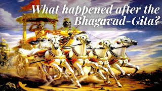 What happened after the Bhagavad Gita? The amazing story you probably don't know. (with En/PT subs)