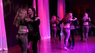 Bachata Team at DF Dance Studio -