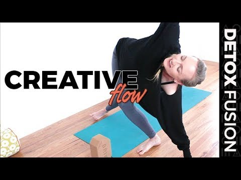 Day 9: Creative Hips & Hamstrings Yoga Flow | Yin + Vinyasa (40-Min)