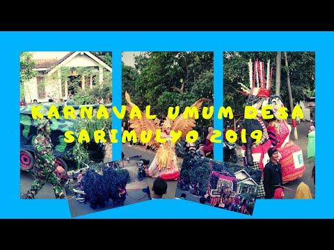 Karnaval Umum Desa Sarimulyo 2019 ( Memperingati HUT INDONESIA Ke - 74)