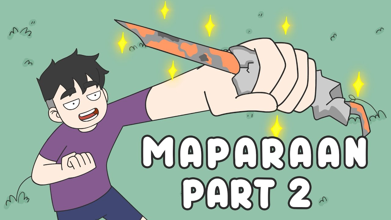 Download MAPARAAN EXPERIENCE PART 2 | PINOY ANIMATION