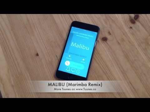 Malibu Ringtone (Miley Cyrus Marimba Tribute Remix Ringtone) • Download For IPhone & Android