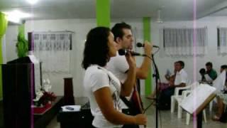 Faz um milagre em mim (live) - Estêvão e Mariléia